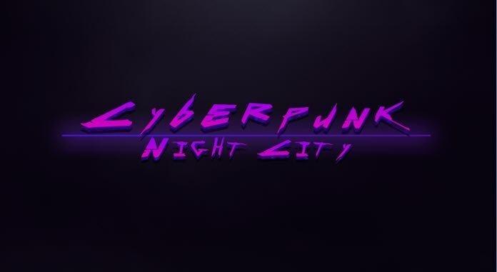 Logo de Night City