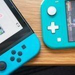 Consolas Switch de Nintendo.