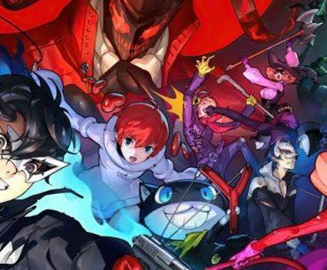 Personajes de Persona 5 Strikers