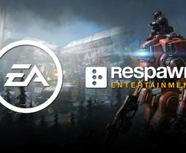 Logotipos de Electronic Arts y Respawn Entertainment.