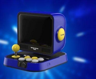 Consola Retro Station de Capcom