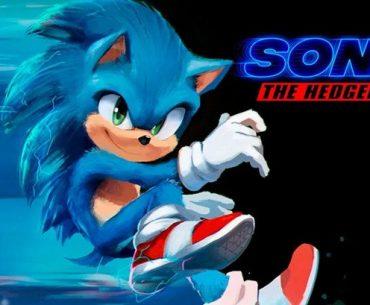 Arte de Sonic The Hedeghog.