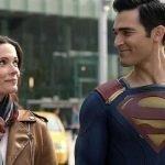 Superman y Lois Lane en crossover del Arrowverse
