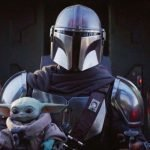Din Djarin y Baby Yoda