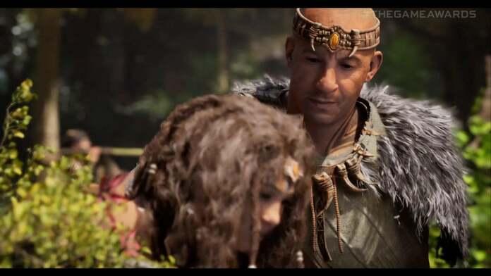 Vin Diesel como Santiago en ARK II: