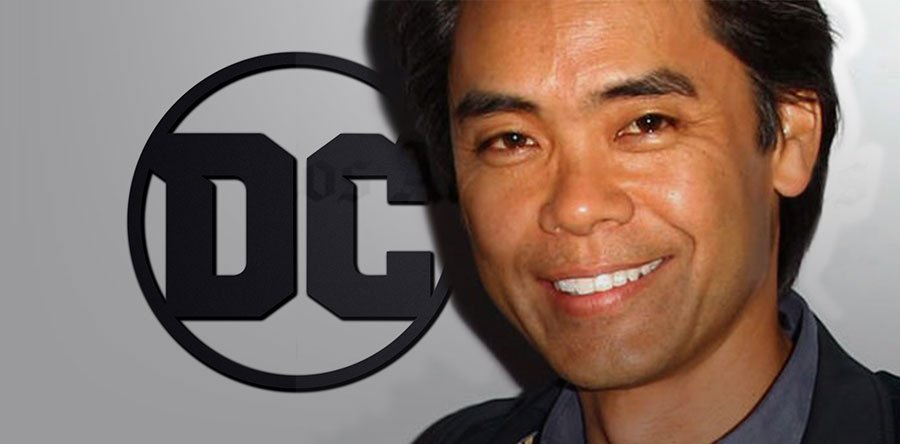 Walter Hamada, presidente de DC Films.