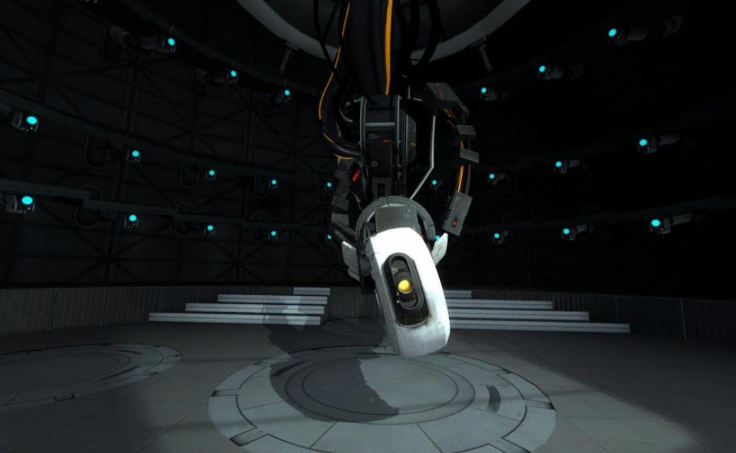 Portal robot glados