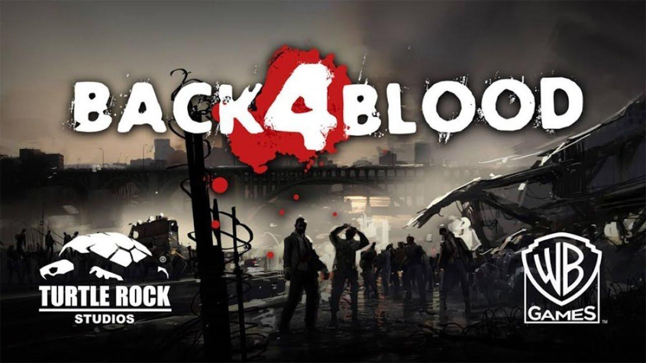 Póster de Back 4 Blood