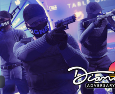 Arte de Adversario, modo de juego de GTA Online.