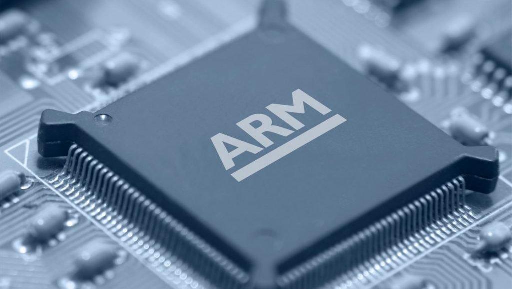 Procesador ARM.