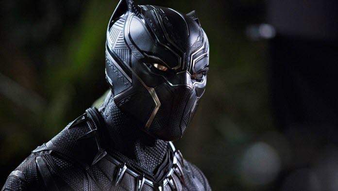 Imagen promocional de Black Panther
