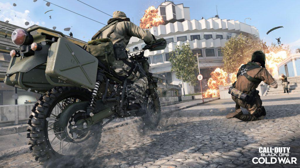 Mapa nuevo de Call of Duty: Black Ops Cold War.
