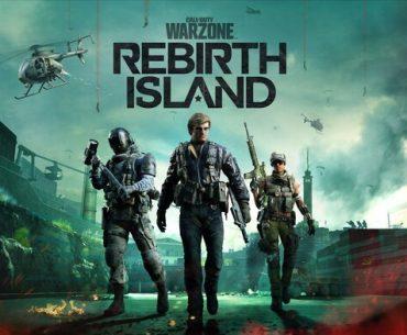 Imagen promocional de evento de Warzone.