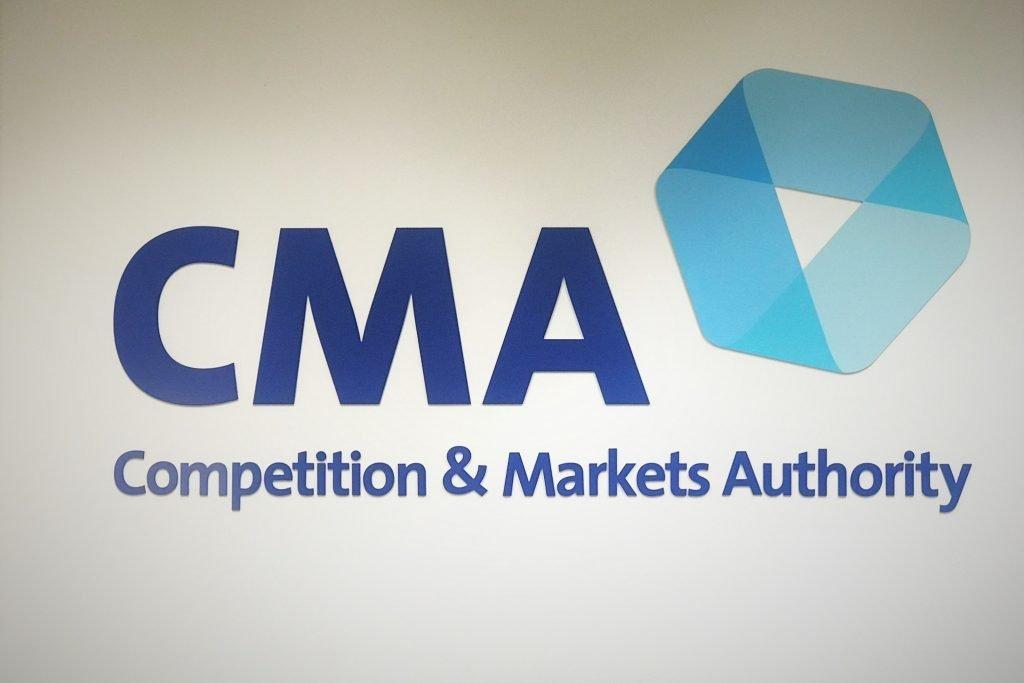 Logotipo de la CMA.
