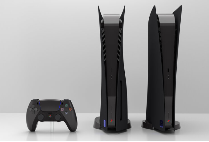 Consola PS5 inspirada en diseño de PS2 por parte de SUP3R5.