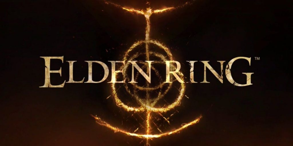 Logotipo de Elden Ring.