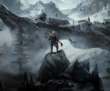 Imagen promocional de The Elders Scrolls Online.