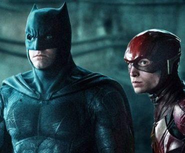 Escena Justice League