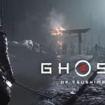 Imagen promocional de Ghost of Tsushima.