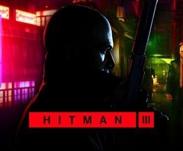 Logo de Hitman 3.