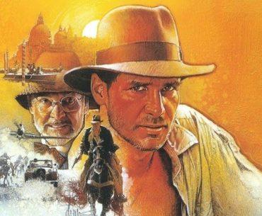 Portada de una de las películas de Indiana Jones
