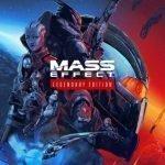 Arte conceptual de Mass Effect: Legendary Edition.