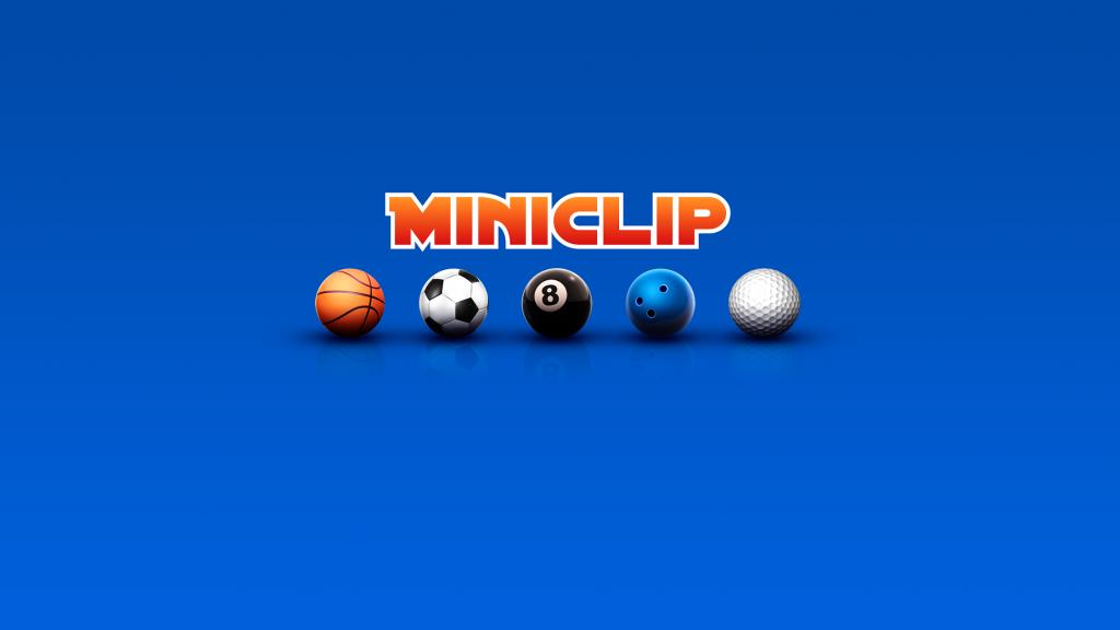 Logo de Miniclip.