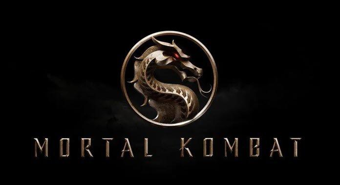 Logo de la película de Mortal Kombat