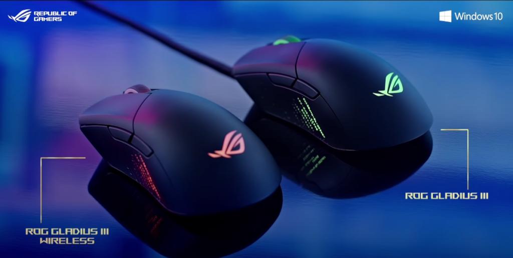 Mouse ROG Gladius III.
