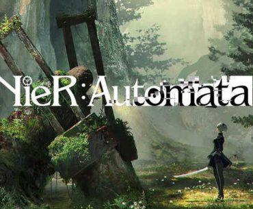 Imagen promocional de Nier: Automata.