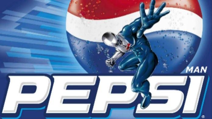 Portada de PepsiMan