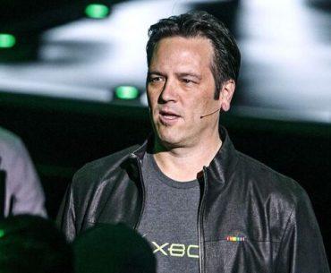 Phil Spencer, jede de Xbox.