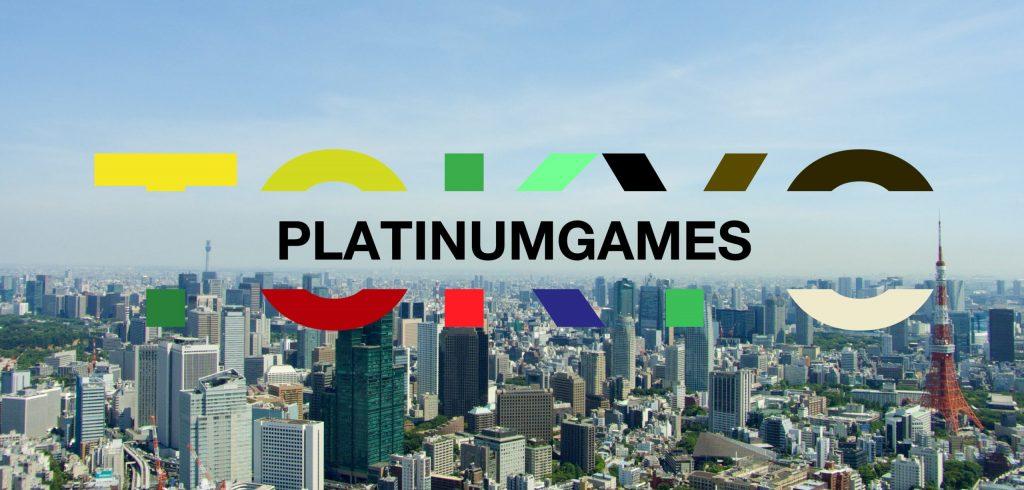 Logotipo de Platinum Games.