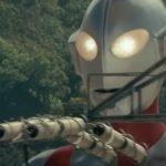 Revelación del rostro de Ultraman en el tráiler de la producción de Studio Khara