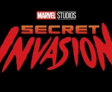 Logotipo de la serie Secret Invasion de Marvel Studios