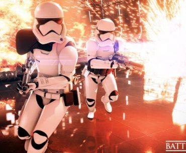 Imagen promocional de Star Wars Battlefront 2