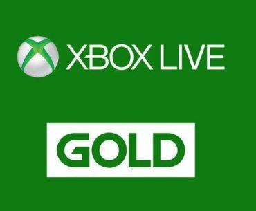 Logo de Xbox Live Gold.