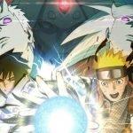 Imagen tomada de 'Naruto Ultimate Ninja Storm' con los protagonistas manejando un Rasengan y al fondo los antagonistas.