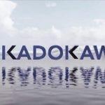 Logo oficial de Kadokawa.