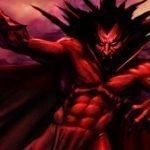 Mephisto cómic de Marvel