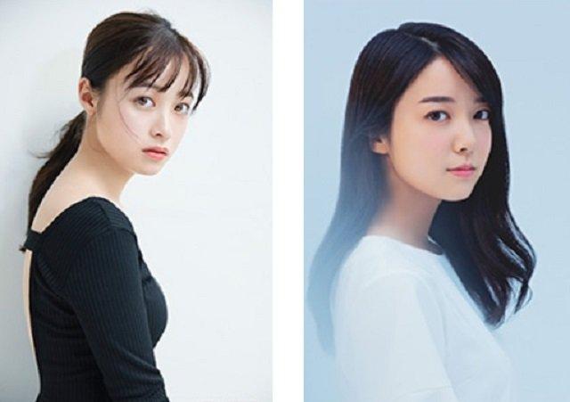Fotos de presentación Kanna Hashimoto y Mone Kamishiraishi
