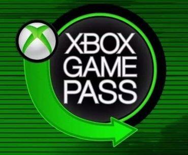 Logo de Xbox game pass