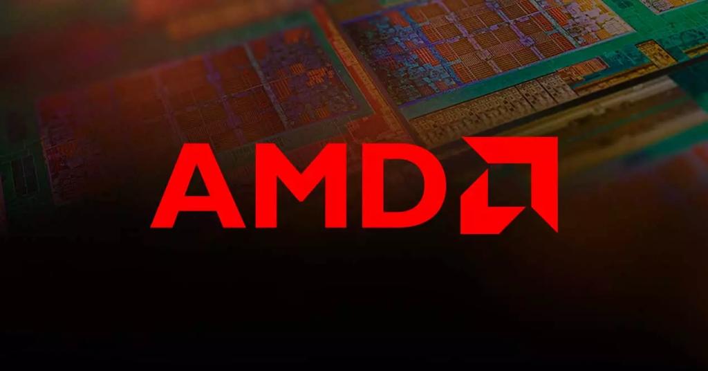 Logotipo de AMD.