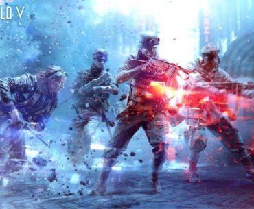 Arte conceptual de Battlefield V.