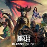 Imagen promocional de la BlizzConline.
