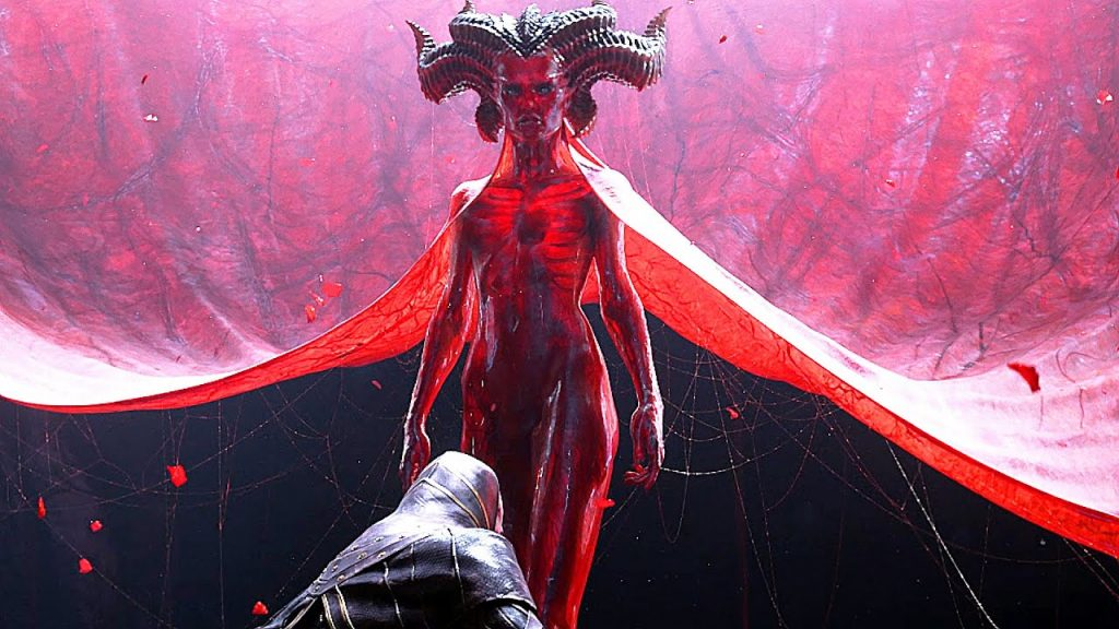 Lilith de Diablo IV.