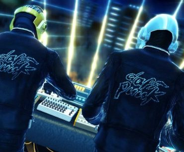 Daft Punk. en DJ Hero.