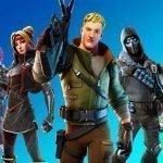 Personajes de Epic Games.
