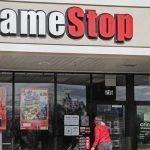 Entrada de GameStop.