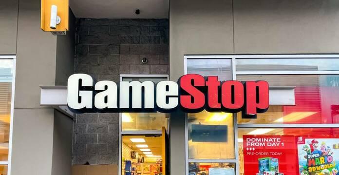Tienda GameStop.